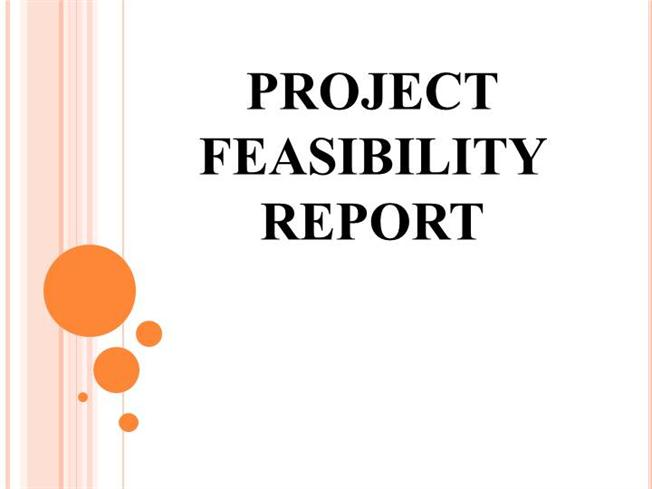 feasibility study tea A feasibility study is only one step in the business idea assessment and business development process (information file c5-02) reviewing this process and reading the information below will help put the role of the feasibility study in perspective evaluate alternatives.