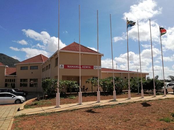 Seeds import procedure through Namanga One Stop Border