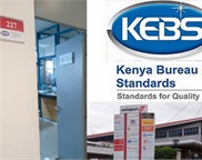Kenya Bureau of Standards (KEBS) (JKIA)