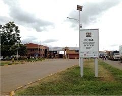 Directorate of Veterinary Services (DVS), One Stop Border Post (OSBP) (Busia)