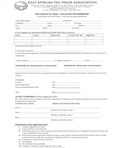 EATTA application form